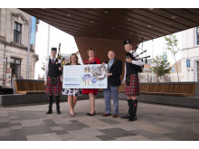 Australian Pipe Band to perform free concert in Ballymena town centre