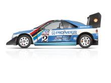 Peugeot återvänder till Pikes Peak