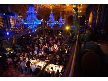 Inspira firar - Berns 17 jan 2014 - Middagen
