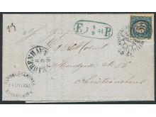1851. 2 RBS Ferslew. Plade I, nr. 77. Vurdering: 10.000 kr.