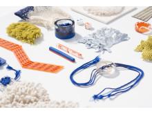 EXIT16 - Linde & Carlefalk, textildesign
