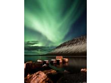 revontulet-Islanti