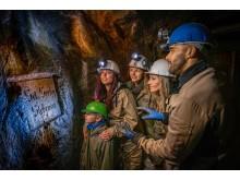 Auf den Spuren der gefahrvollen Arbeit der Bergleute mit der neuen EntdeckerTour