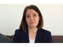 Emma Lennartsson, tf regiondirektör Region Uppsala