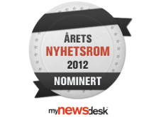 Nominert Årets Nyhetsrom