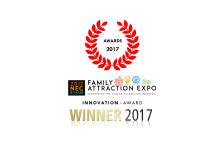 Family Attraction Expo - Award winner square