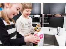 To av tre ønsker grønn barneoppdragelse