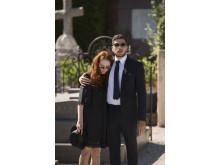 Dimitri Leonidas og Roxane Duran i RIVIERA på C More