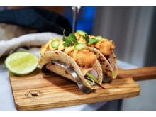 SwedishFoodies fish taco