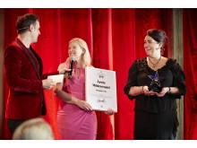 Årets Mötesplats - Annelie Dahlin, Bommersvik