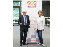 Christa Maar und Georg Ralle - Netzwerk gegen Darmkrebs
