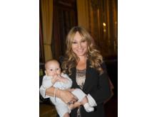 Årets mama: Charlotte Perrelli