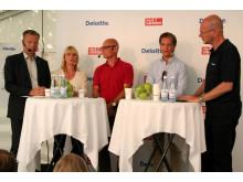 Almedalen 2013: Är svensk konkurrenskraft ett minne blott, hur påverkar utbildningspolitiken?