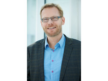 Mats Dunmar, verksamhetsansvarig Ideon Open