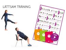 Lättsam träning