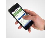 Receptbelagda mediciner via mobilen