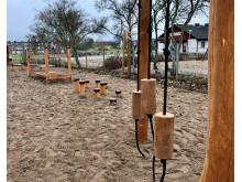 Invigning - Norrgårdens utegård