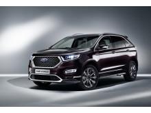 Ford Edge Vignale ble vist for første gang på den internasjonale bilutstillingen i Geneve