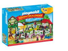 PLAYMOBIL-Adventskalender Reiterhof