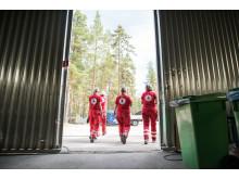 Skogsbrand 2018 Ljusdal