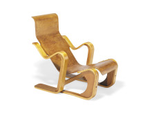 """Marcel Breuer: """"Short Chair"""""""