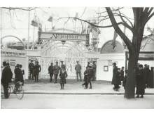 Nöjesfältets entré (1924-1957)