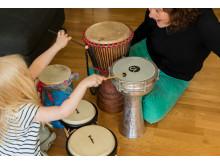 Utökad satsning på musikterapi genom stiftelsen MusikBojen