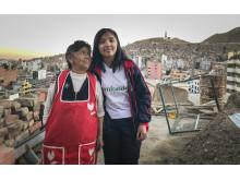 Soledad kämpar för att stoppa våldet!
