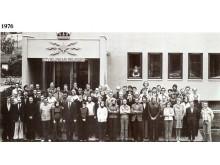 Telenors forskningssenter i 1976