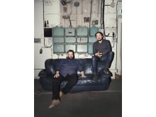 Petur Olafson och Fredrik Berggren, initiativtagarna till GBG Beer Week