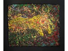 Akryl på canvas 100 x 120