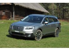 Subaru mot nya höjder