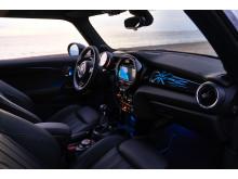 MINI Cooper S 3-dørs interiør