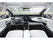Toyotas bränslecellsbil Mirai