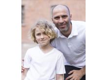 Sevastianos og Yiannis (Pappa uten gluten)