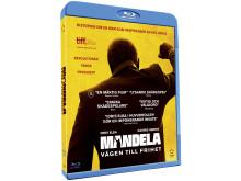 MANDELA - vägen till frihet, ps blu-ray