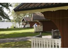 Camping i Halland står för 63 procent av övernattningarna