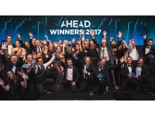 AHEAD Europe 2017 Winners