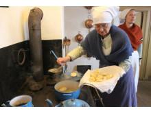 I påsken serverer Frilandsmuseet retter fra 1600- og 1700-tallets påske