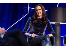 Victoria Sundström, HR-chef på Fastighetsbyrån