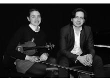 Camilla Hedner och Daniel Hormazabal Cortés