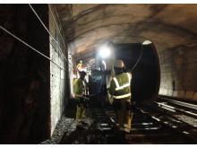 4G-dekning i T-banens tuneller