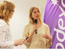Helena Helmersson, hållbarhetschef på H&M