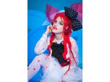 Ashley Roberts - Cinnabar Red - Rag Doll