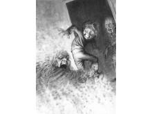 Änglamakerskans barn – illustration 2