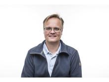 Mattias Hjerpe, universitetslektor vid Linköpings universitet