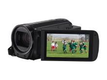 LEGRIA HF R76 BK FSL LCD out