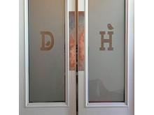 Fönsterdekor Pontus