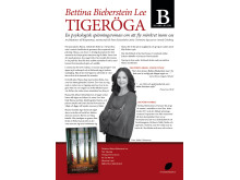 Tigeröga av Bettina Bieberstein Lee