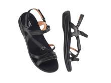 Sandal med mycket god stötdämpning